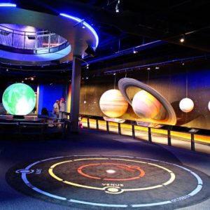 Help us Building a Multifunctional Center for Education, Science, Astronomy and Innovation