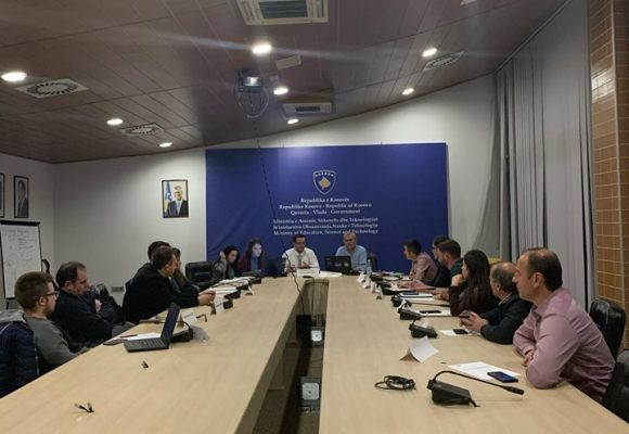 The regular meeting of the Association Commission for International Cooperation and Local Coordination in the field of Astronomy was held