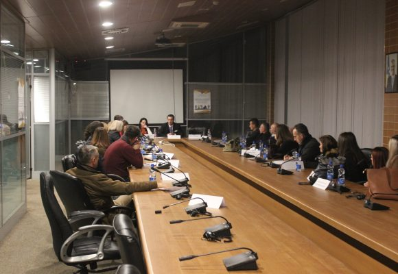 The Association to Support the Education of the Republic of Kosova has held an meeting with the National Committee for the organization of the National Biology Competition in the field of Education