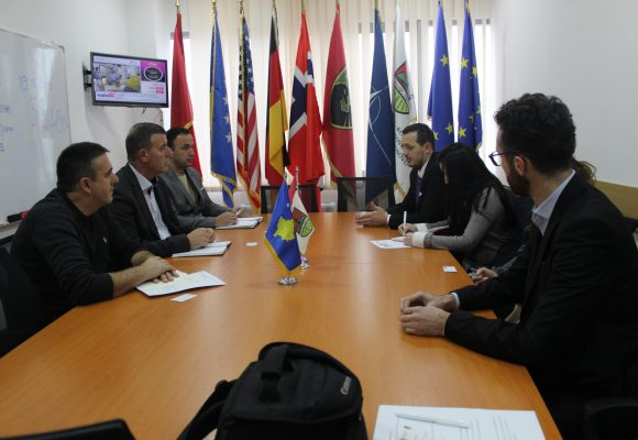 The Mayor of the Municipality of Obiliq and the President of the Association for Support of Education of the Republic of Kosova held a meeting for cooperation