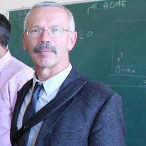 Mr. Frank Baumann
