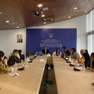 National Piano Olympiad Committee of the Republic of Kosova held its first meeting