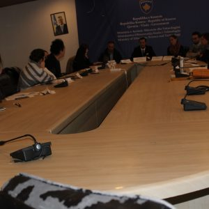 National Piano Olympiad Committee of the Republic of Kosova held its Second meeting