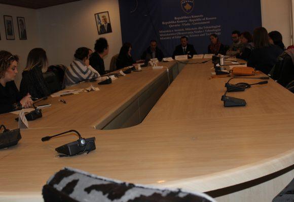 Komiteti i Olimpiadës Kombëtare të Pianos të Republikës së Kosovës mbajti mbledhjen e dytë