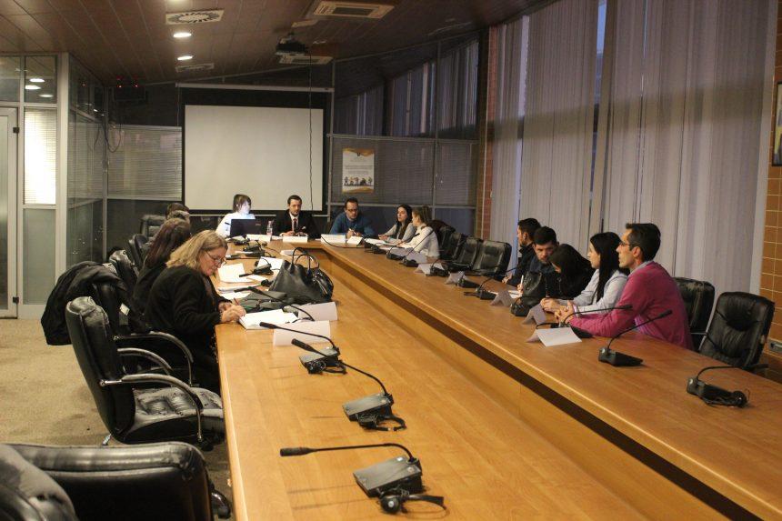 Asociacioni për të Mbështetjen Arsimit të Republikës së Kosovës ka mbajtur një mbledhje me Komitetin Kombëtar për organizimin e Garës Kombëtare të Gjeografisë në fushën e Arsimit