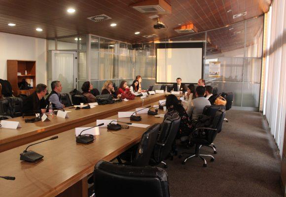 Asociacioni për Mbështetjen Arsimit të Republikës së Kosovës ka mbajtur mbledhjen e dytë me Komitetin Kombëtar për organizimin e Garës Kombëtare të Fizikës në fushën e Arsimit
