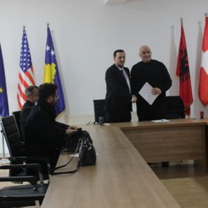 The Municipality of Vitia signed a cooperation agreement with the Association to Support the Education and Training of the Republic of Kosova