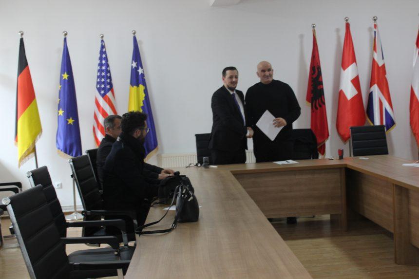 Komuna e Vitisë nënshkroi marrëveshje bashkëpunimi me Asociacionin për Mbështetje të Arsimit dhe Aftësimit Profesional të Republikës së Kosovës